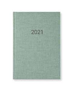 Kalender 2021 Classic vecka/notes Misty Green