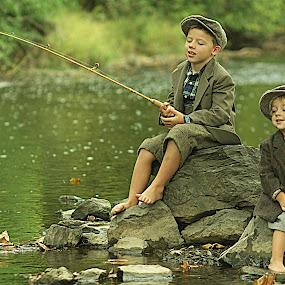 Life is a dream... by Pirjo-Leena Bauer - Babies & Children Children Candids