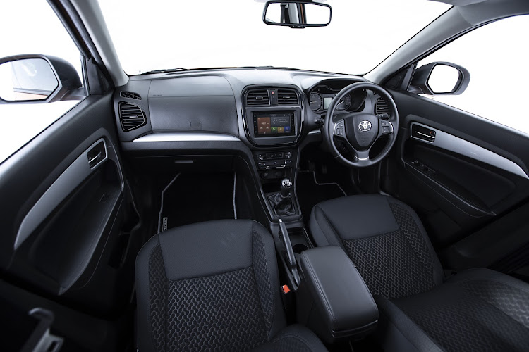 The cabin of the Xr variant is well-appointed and includes a chilled glovebox, automatic climate control and cruise control.