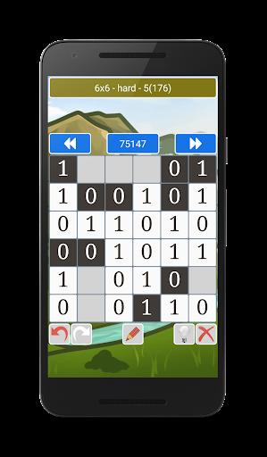Binaris 1001 - binary puzzles  screenshots 7