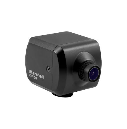 Camera Mini with 3,6mm lens -  3G-HD-SDI & HDMI