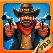 Wild West Royale Battle Cowboy Sharpshooter Hunter