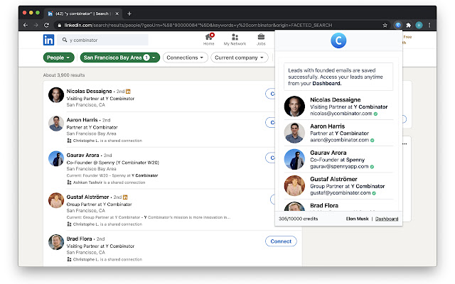 Email Finder by ColdLead.io