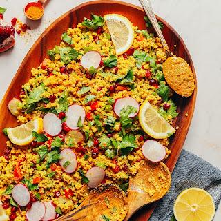 Curried Quinoa Salad Recipe