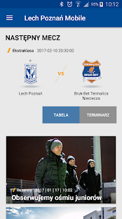 Lech Poznań- screenshot thumbnail