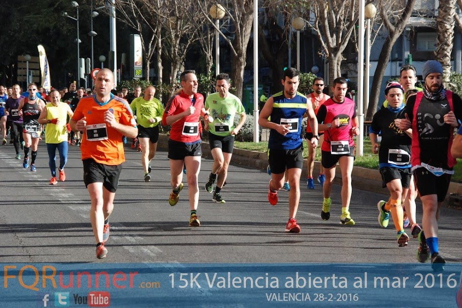 IV 15K Valencia abierta al Mar 2016