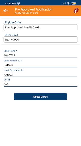Assisted Model – ICICI Bank screenshot 4