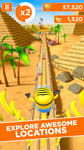 Despicable Me: Minion Rush screenshot 10