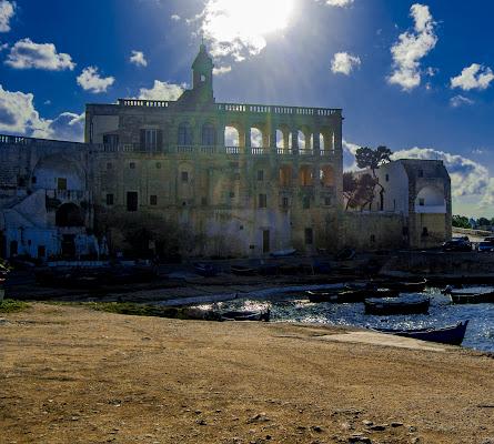 Il borgo di pescatori Di San Vito in Puglia di Riccardo Maffioli