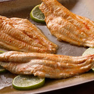 Baked Fish Fillets.
