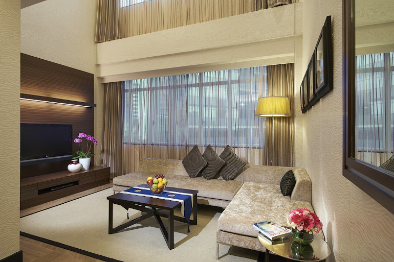 Spacious living area at Anthony Rd Residences, Orchard Road