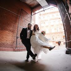 Bryllupsfotograf Elena Skoblova (Photoinmoscow). Bilde av 21.07.2017