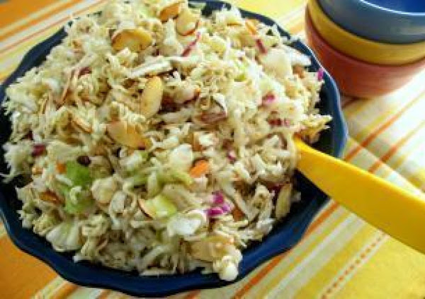 Top Ramen Salad Aka Asian Coleslaw Recipe