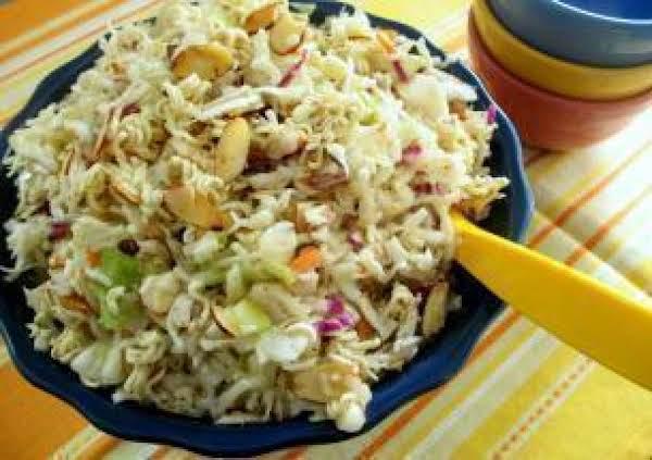 Top Ramen Salad Aka Asian Coleslaw Recipe