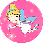 Love clairvoyance fairy Icon
