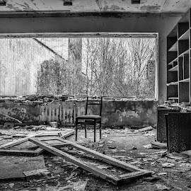 by Sarah Poirier - Buildings & Architecture Decaying & Abandoned