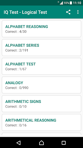 Download IQ Test - Logical Test Free 1.0.3 1