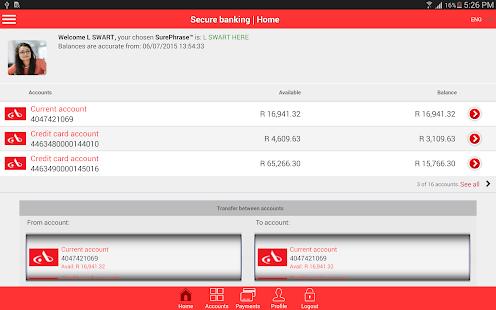 App from Absa- screenshot thumbnail
