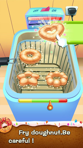ud83cudf69ud83cudf69Make Donut - Interesting Cooking Game apkpoly screenshots 14