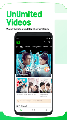 iQIYI – Movies, Dramas & Shows 1.8.1 screenshots 1