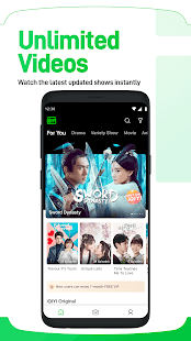 iQIYI – Movies, Dramas & Shows Screenshot