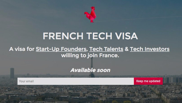 La French Tech VISA, ctédit photo @DR