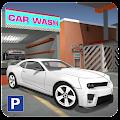 Car Service Station Parking download