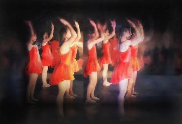 Saggio di danza di Daniela Ghezzi