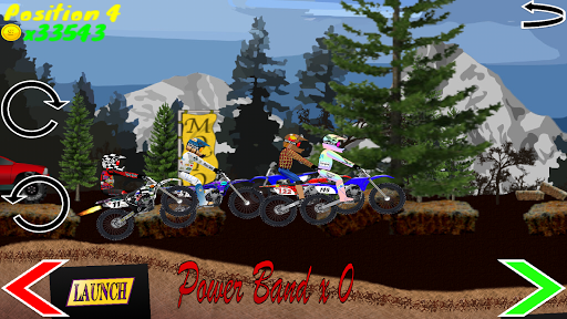 PRO MX MOTOCROSS 2 Screenshot