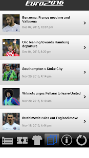 LiveScore Euro 2016- screenshot thumbnail