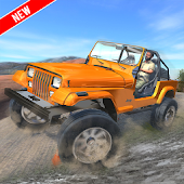 Extreme Hill Climb Jeep Racing Simulator 2018