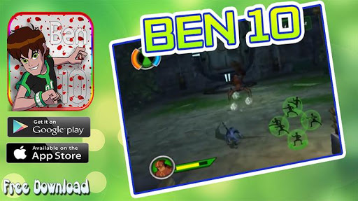 ben 10 omniverse games download free