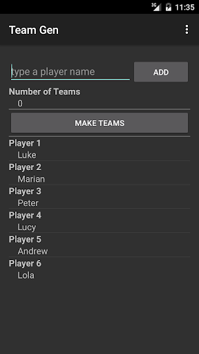Team Gen