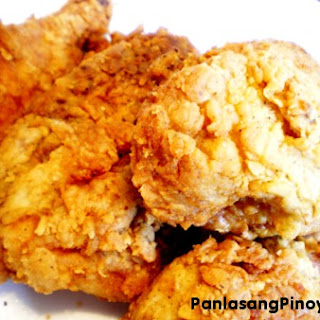 Fried Chicken with White Gravy