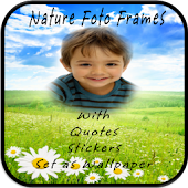 Nature Photo Frames Effects