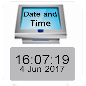 Video Kiosk Date & Time Widget