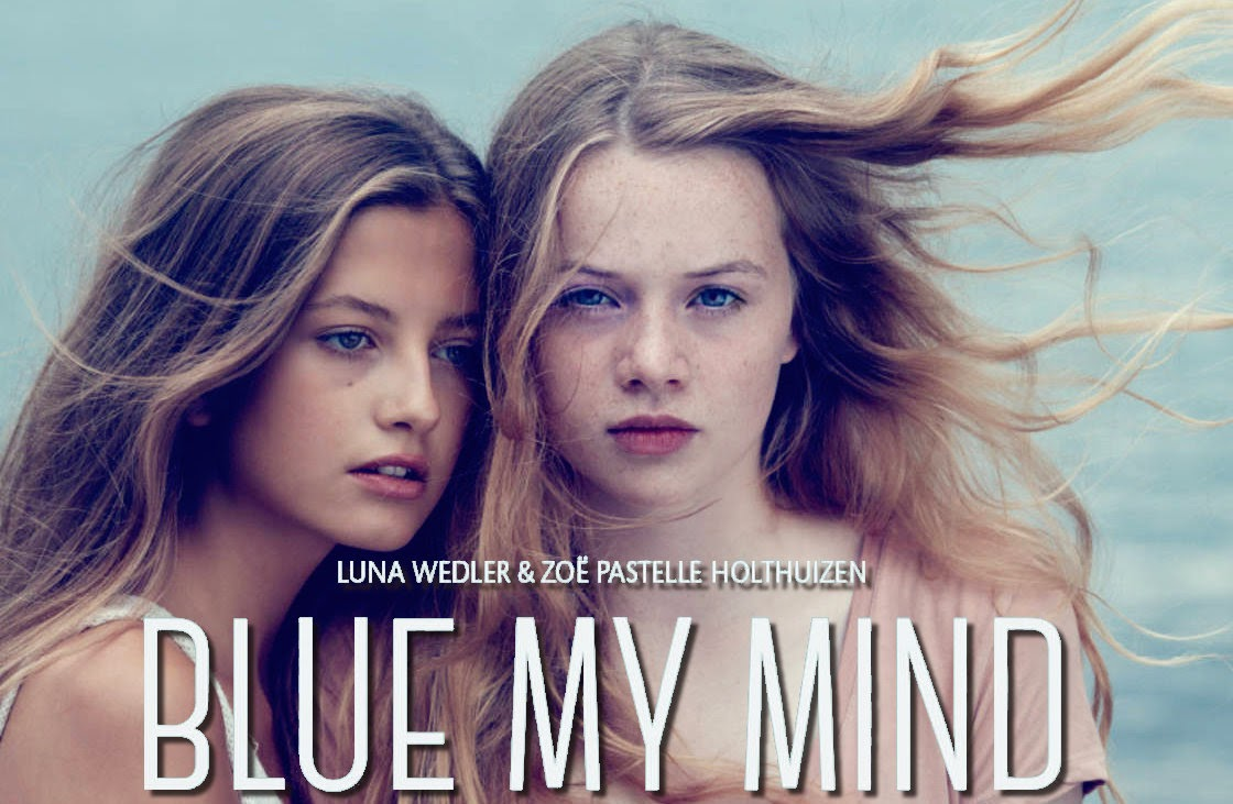 Image: Blue My Mind movie poster