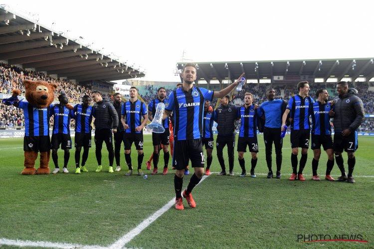Un joueur du Club de Bruges confie qu'il aurait pu évoluer à Manchester City