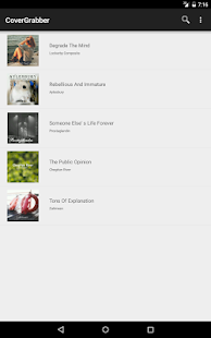 Album Art Downloader- screenshot thumbnail