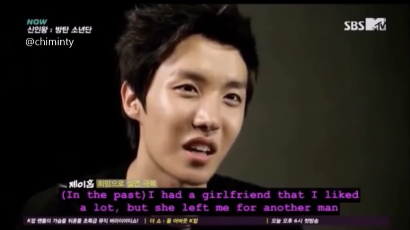 11 Male Idols Who's Hearts Were Broken By Their Girlfriends