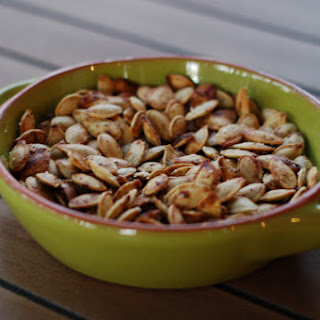 Chai Tea Pumpkin Seeds
