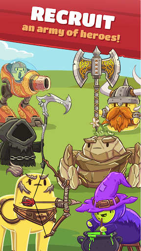 Hopeless Heroes: Tap Attack (Unreleased) for PC