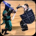 batalla ninja leyenda ataque icon
