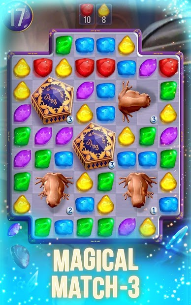Harry Potter: Puzzles & Spells Android App Screenshot