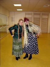 Photo: Цыганка и Баба-Яга