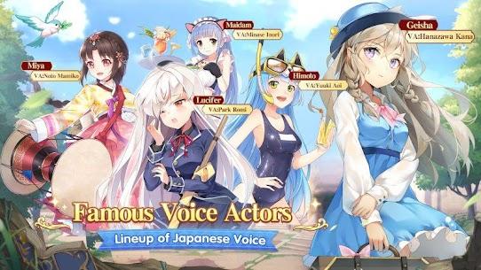 Girls X Battle MOD Apk 1.502.0 (Unlimited Money) 3