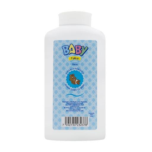 Talco Kiena Baby Azul 180Gr Kiena Baby