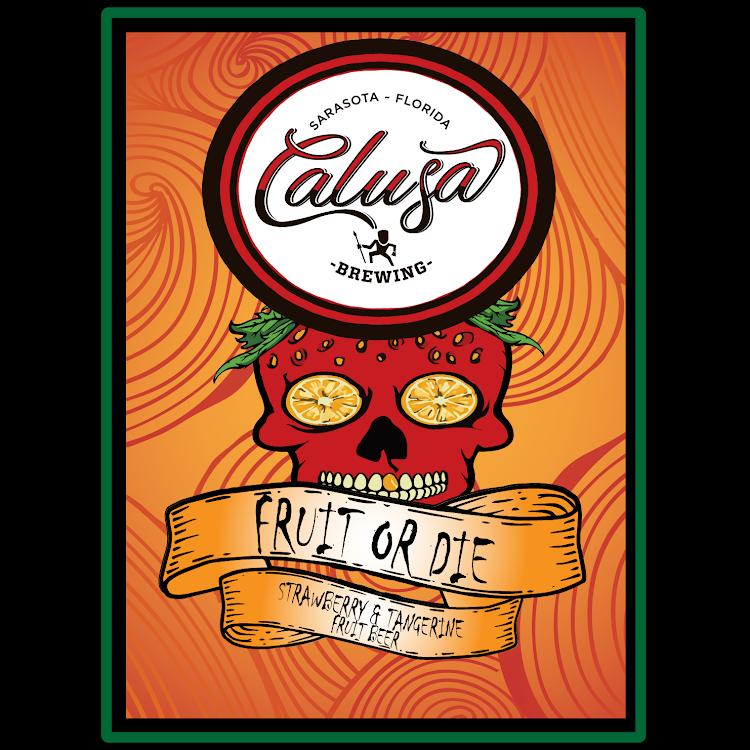 Logo of Calusa Fruit or Die