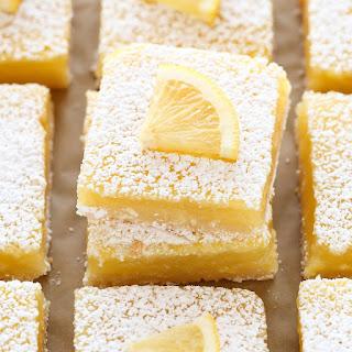 Classic Lemon Bars.