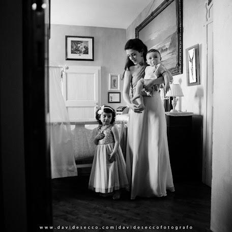 Wedding photographer Davide Secco (davidesecco). Photo of 14.09.2016
